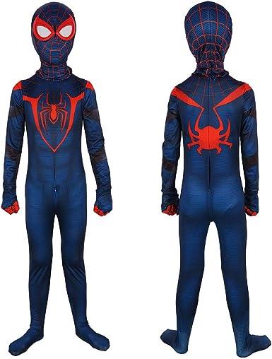 2020 Hip Halloween Costumes Amazon.com: 2020 Spider Man Miles Morales Cosplay Costume