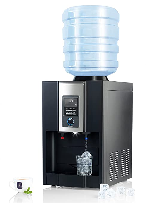 Rosenstein & Söhne caliente-fría de-dispensador de agua & Máquinas de hielo HKE