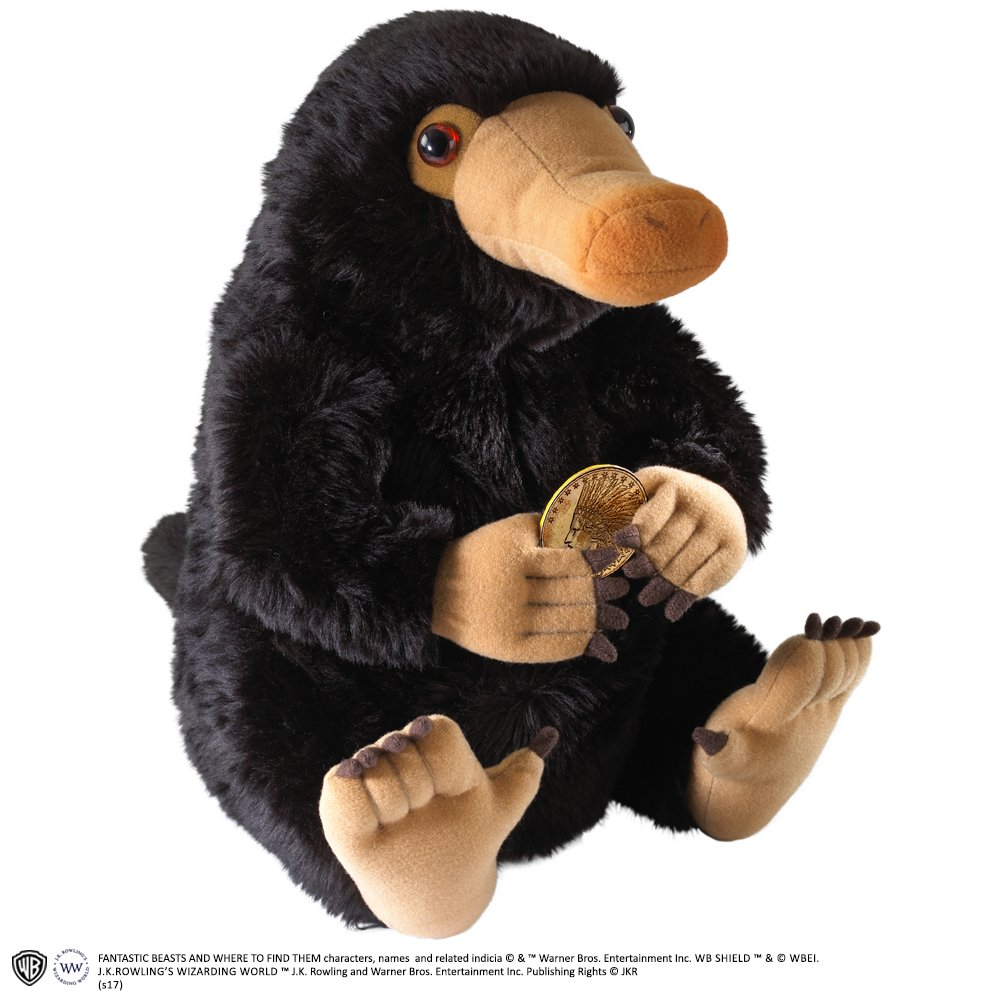 Noble Collection Niffler Collector's Plush