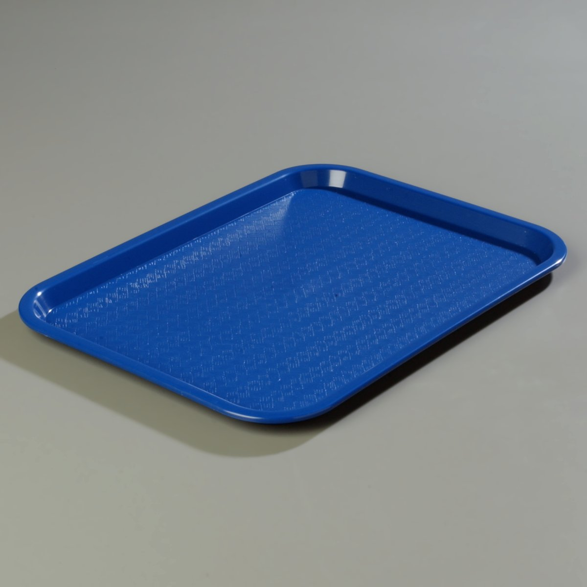 Carlisle CT141814 Café Standard Cafeteria / Fast Food Tray, 14'' x 18'', Blue (Pack of 12) by Carlisle (Image #9)