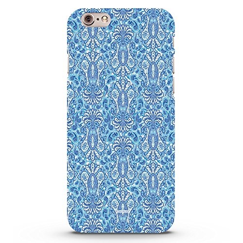 Koveru Back Cover Case for Apple iPhone 6 - Azure Paisley