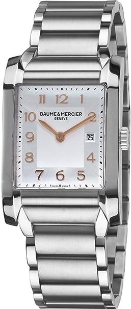 Baume & Mercier Hampton Rectangular MOA10020