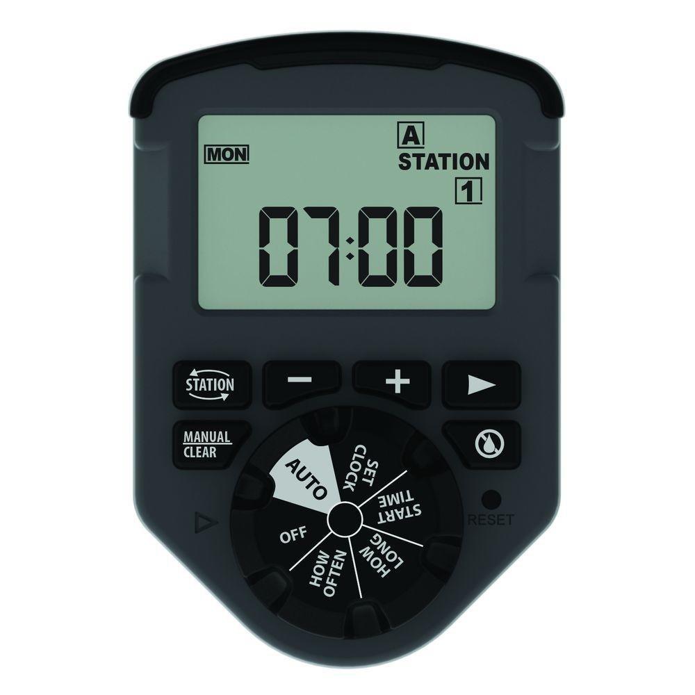 Orbit 1 Dial 4 Outlet Hose Faucet Timer