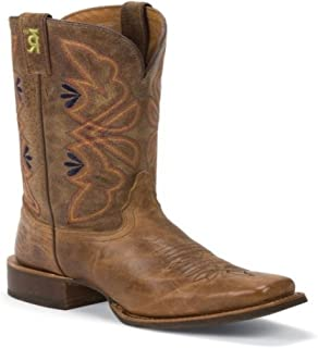 """product image for Tony Lama Women's Aquilla Tan 11"""" Height (3R2202L) 