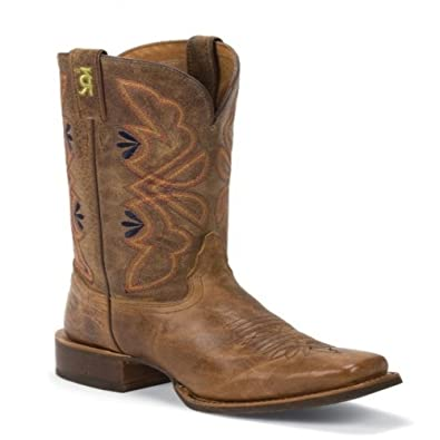 a05fb434995 Amazon.com | Tony Lama Women's Aquilla Tan 11