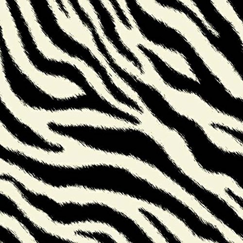 SheetWorld Fitted Portable/Mini Crib Sheet - Zebra - Made In USA