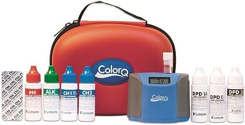 LaMotte-2056-ColorQ-Pro-7-Digital-Pool-Water-Test-Kit