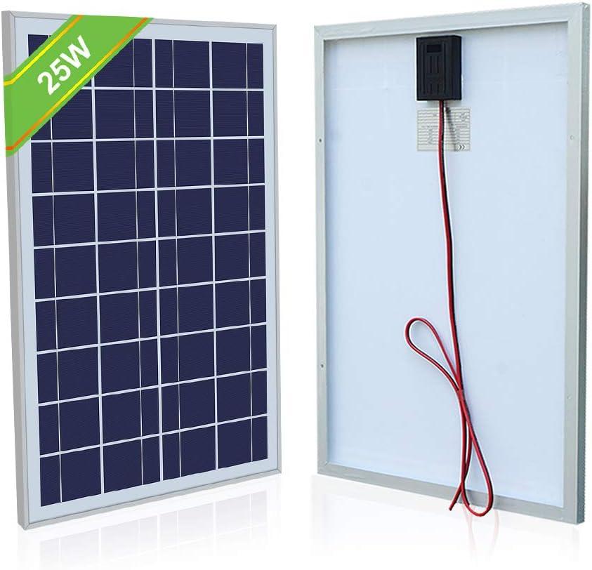 ECO-WORTHY 12V Solar Panel