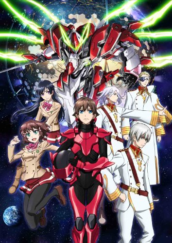 Animation - Valvrave The Liberator (Kakumeiki Valvrave) 6 [Japan DVD] ANSB-9052
