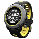Bravetoshop Fitness Tracker Smart Watch, Waterproof Fitness Bluetooth Sport Watches with Blood Pressure Heart Rate Calorie Monitor for Man Women Kids