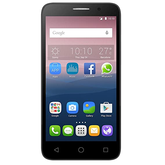 ALCATEL OneTouch Pop 3 Global Unlocked 4G LTE Smartphone, 5 0 HD Display,  8GB (GSM - US Warranty)