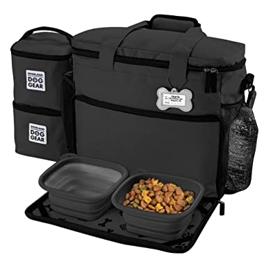 Overland Dog Gear Week Away Bag for Med-Large Dogs