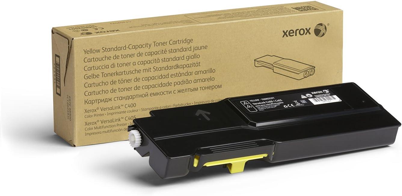 Xerox VersaLink C400/C405 Yellow Standard Capacity Toner Cartridge (2,500 Pages) - 106R03501