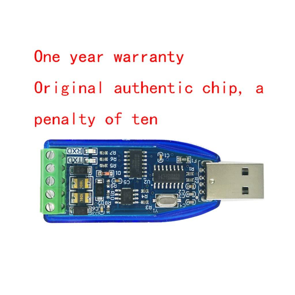 WINJEE convertisseur de Module de Communication USB vers RS485 de Classe Industrielle Convertisseur de Ligne de Port s/érie Protection TVS