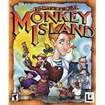 Escape from Monkey Island  - Mac