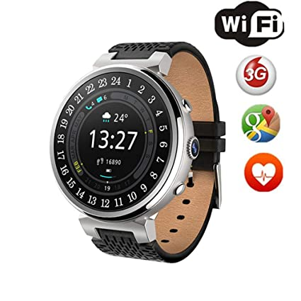 Amazon.com: smart watch LYQ Android I6,Mens Watch Phone ...
