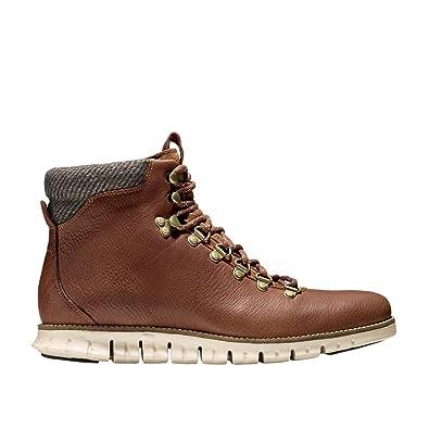 124fc6c77763 Cole Haan Men s Zerogrand Water Resistant Hiker Boot 9 Woodbury-Ivory