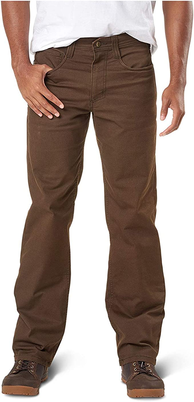 5.11 Tactical Mens Defender-Flex Pants Casual Straight Leg Style 74476-WS