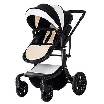 SED Trolley Niño Tome un Paseo Cochecito de Bebé Puede Sentarse Plano y Alto Paisaje Niño
