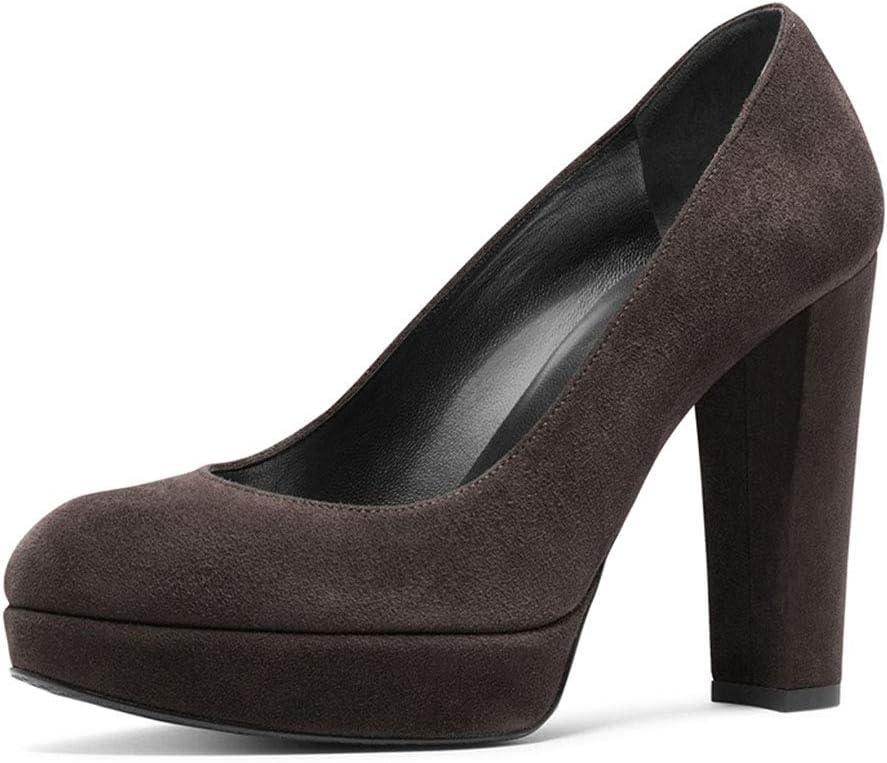 NA Gel Nail Ladies Commuter High Heels