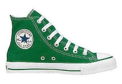 converse hi green