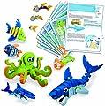 Bloco Toys - Marines Creatures Scholastic set