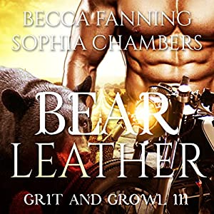 Bear Leather Audiobook