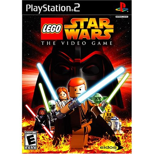 Lego Star Wars (Ps2 Star Wars Games)