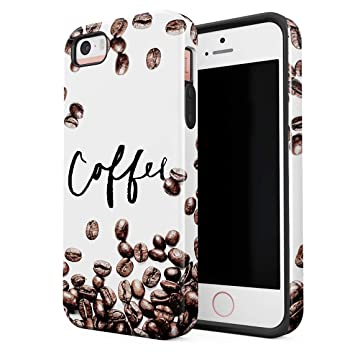 Cover Universe Funda para iPhone 5 & 5s & SE Coffee Beans ...