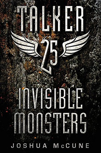Read Online Talker 25 #2: Invisible Monsters PDF