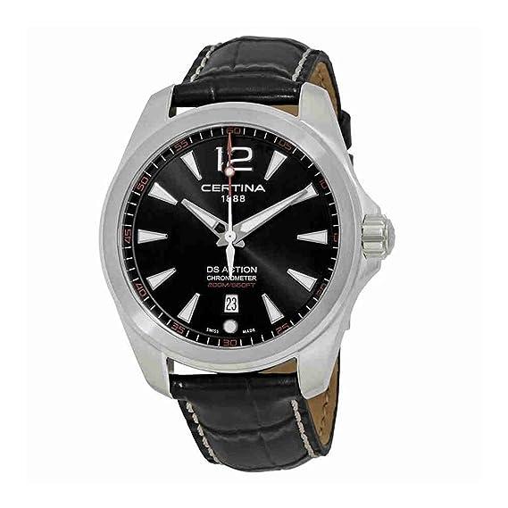 Certina DS Action Reloj de Hombre Cuarzo 41mm C032.851.16.057.01