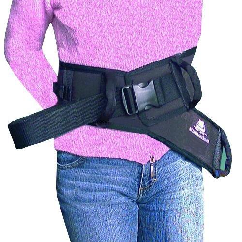 - Mobility Transfer System Safety Sure Transfer Belt, Medium, 0.65 Pound