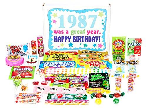 Woodstock Candy 1987 31st Birthday