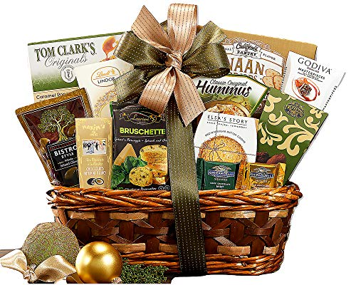 Wine Country Gift Basket Bon Appetit Gourmet Food Gift Basket