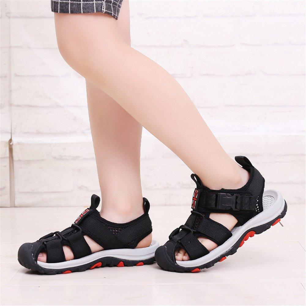 Toddler//Little Kid//Big Kid Kids Boys Youth Sport Water Hiking Sandals Beach Flat Shoes