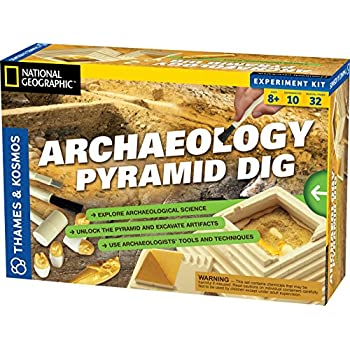Thames and Kosmos Classic Science Archaeology: Pyramid