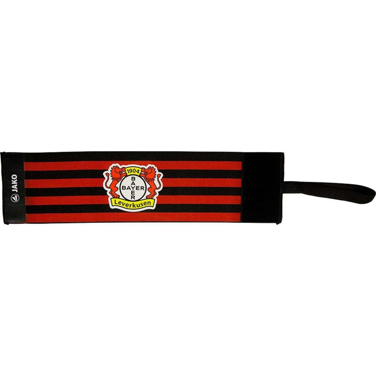 JAKO Bayer 04 Leverkusen Spielführerbinde - schwarz
