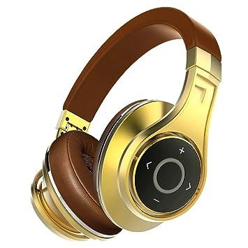 Love Life Auricular Bluetooth Inalámbrico, Subwoofer 8 Altavoz HiFi Auricular Bluetooth Auriculares Inalámbricos 3D Surround