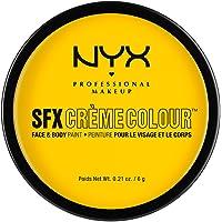 NYX PROFESSIONAL MAKEUP SFX Creme Colour 0.21 Ounce Yellow