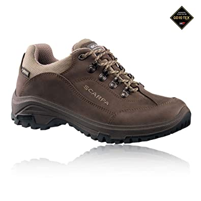 a082b7f67c Scarpa Cyrus Gore-TEX Women s Hiking Shoes - AW18 Brown  Amazon.co.uk   Shoes   Bags