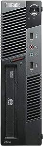 Lenovo Desktop Computer M91P USFF Intel Core i5 2400S 2.5GHz 8GB DDR3 Ram 1T Hard Drive DVD Windows 10 Professional (Renewed)