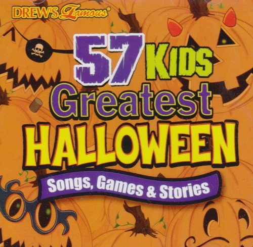 57 Kids Greatest Halloween: Songs Games & Stories by The Hit Crew ()