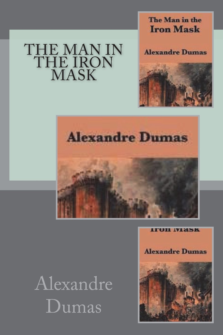 The Man in the Iron Mask ebook