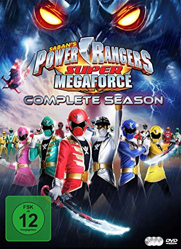 power rangers megaforce complete - 6