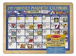 Melissa & Doug - 13788 - My Monthly Magnetic Calendar