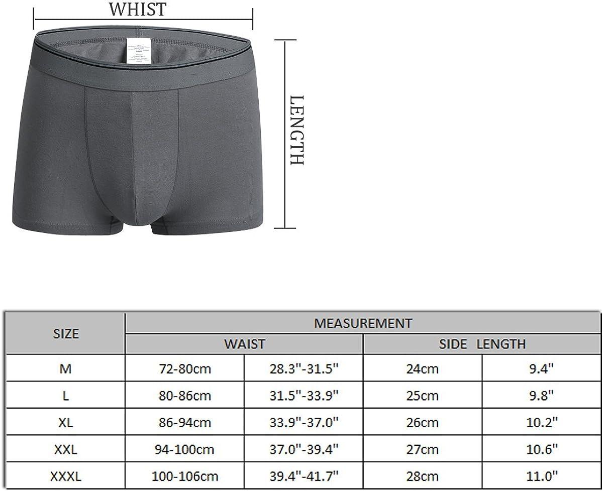 Soft Zero Fox Given Under Drawers Mens Cotton Underwear