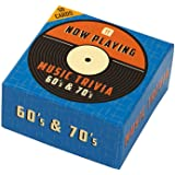 Talking Tables Now Playing Games Table Trivia Game for a General Celebration, Multicolor