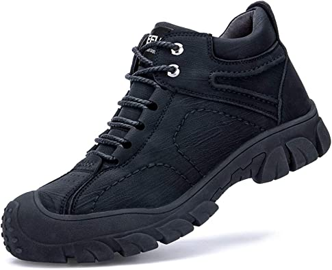 2019 Indestructible Steel Toe Shoes /& Safety Impact Resistant Shoe For Men Women