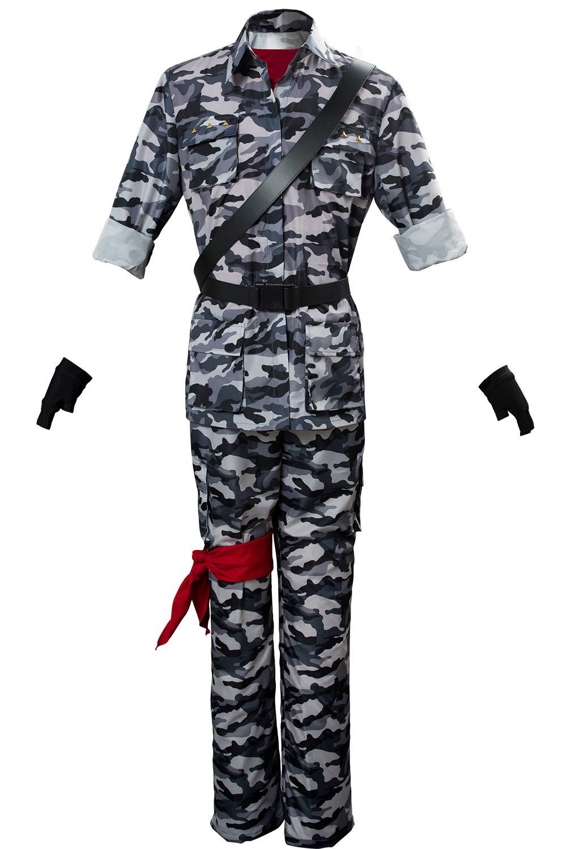 Karnestore DRB Division Rap Battle Crazy M Rio Mason BUSUJIMA Outfit Cosplay Kostüm Herren XS B07NBJNCPP Kostüme für Erwachsene ein guter Ruf in der Welt  | Verschiedene Arten Und Die Styles
