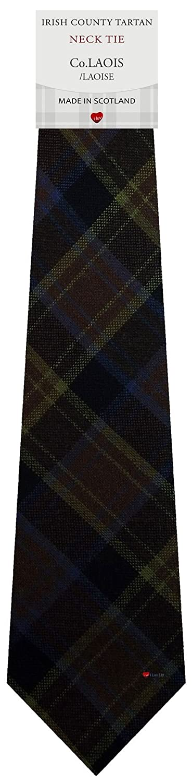 Co Laois Irish County Pure Wool Tie